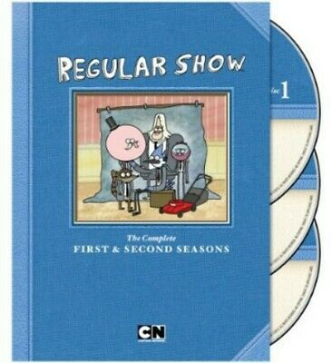 Regular Show: Season 1 & Season 2 (3pc) New Dvd • 27.72£