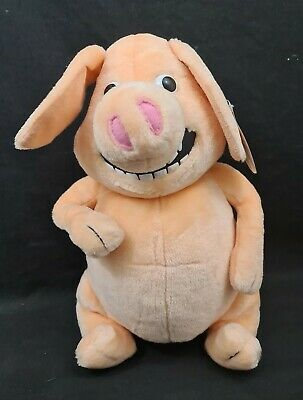 Creature Comforts Martin The Pig 16 Inch Plush Soft Toy Rare Collectible  • 4.90£
