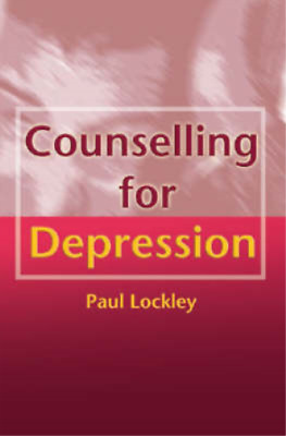Counselling For Depression Pb BOOK NEW • 22.75£
