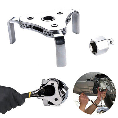 AU14.16 • Buy Auto Oil Filter Wrench Car Repair Tools 3 Jaw 2 Way Engine Oil Filter Wrench Dt