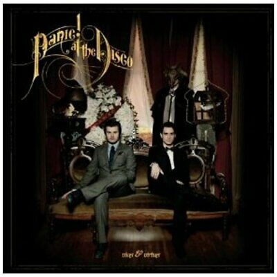 £9.24 • Buy Panic At The Disco - Vices & Virtues New Cd