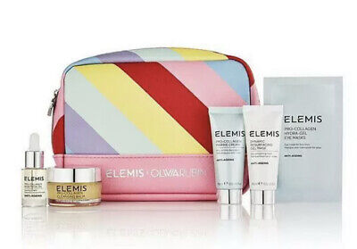 ELEMIS | Olivia Rubin Gift Set Pro Collagen Cleansing Balm Oil 5 Pieces £81 • 27.99£