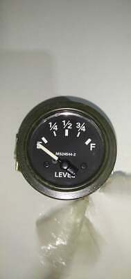 $40 • Buy Fuel Level Gauge Military Jeep Willys M151 A1 A2 M38a1 M35 A2 New