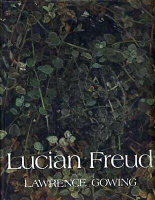 Lucian Freud, Gowing, Sir Lawrence, Very Good Book • 53.62£