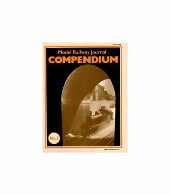 MODEL RAILWAY JOURNAL COMPENDIUM No.2, BARLOW BOB (Editor), Excellent Book • 25£