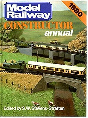 Model Railway Constructor  Annual 1980, , Very Good Book • 10.80£