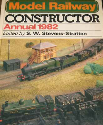 Model Railway Constructor  Annual 1982, , Very Good Book • 9.14£