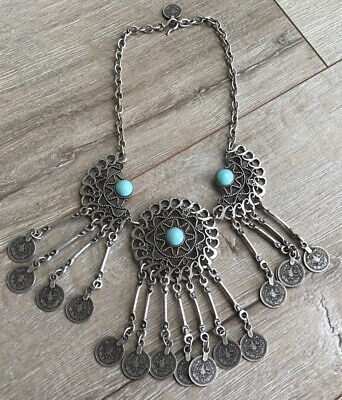 Native American Country Western Style Necklace • 6.75£