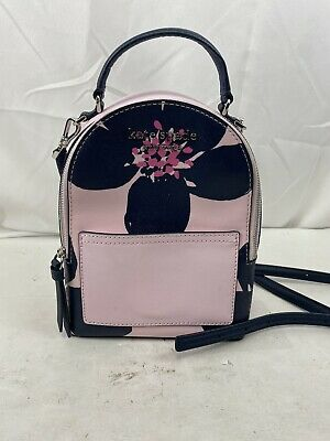 $ CDN50.81 • Buy Kate Spade Cameron Grand Flora Mini Convertible Backpack Crossbody Bag (preowned