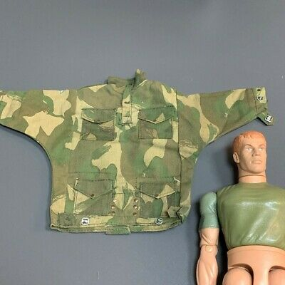 £4.74 • Buy 1/6 WWII British Paratrooper Jacket Clothes For 12  DRAGON GI JOE Soldier Toys
