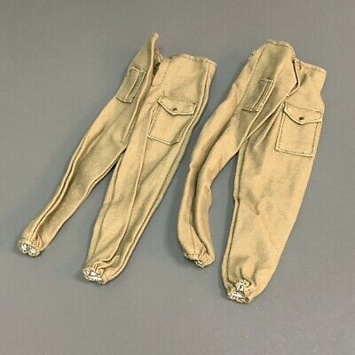 £4.27 • Buy 2 Suits 1:6 Scale WWII British Paratrooper Pants Fits 12'' Gi Joe Dragon Soldier