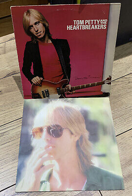 Tom Petty And The Heartbreakers – Damn The Torpedoes UK Lp + Insert 12'' VINYL • 6.95£