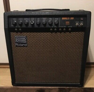 AU732.63 • Buy Roland BOLT-30 Guitar AMP Amplifier Used Tested Working Good Japan Rare Vintage