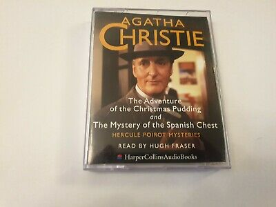 £4.99 • Buy The Adventure Of The Christmas Pudding And The Mystery Of The Spanish Chest