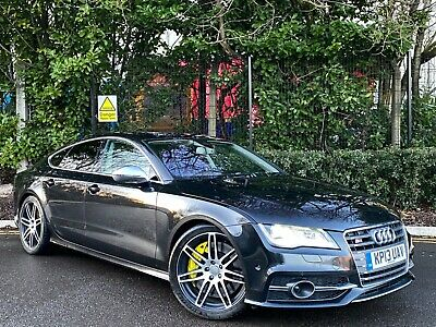 2013 Audi S7 Auto 4.0l Tfsi Quattro **stage 3 630bhp! + Fully Loaded + Px Wel!** • 23,450£