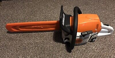 """Stihl MS251 Chainsaw, 16"""" Bar, Literally Used About 5 Times To Cut Fire Wood • 380£"""