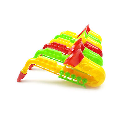 Plastic Trumpet Hooter Plastic Baby Musical Instrument Early Education Toys W2 • 4.62£