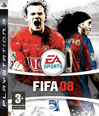 FIFA 08 (PlayStation 3) (2007) • 1.79£