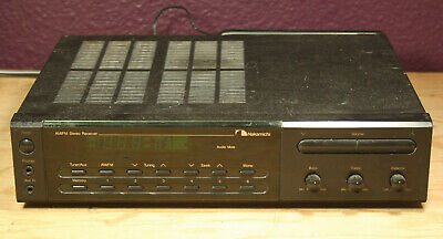 $55 • Buy NAKAMICHI R-1 MINI AM/FM STEREO RECEIVER, No Remote