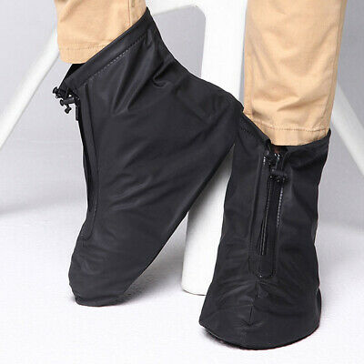 AU19.20 • Buy Men Women Foot Wear Travel Waterproof Non Slip Shoe Cover Rain Boots Accessories