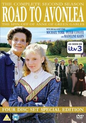 £27.35 • Buy Road To Avonlea Complete Second Series