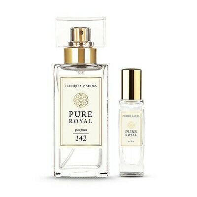 FM World Pure Royal Parfum Duo 142 Inspired By Christian Dior Addict 50ml + 15ml • 32£
