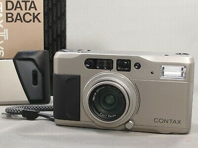 $ CDN399.81 • Buy [Exc+5] Contax TVS Point & Shoot 35mm Film Camera + Data Back  From JAPAN