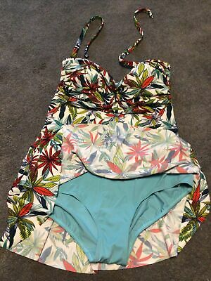 Ladies Swimsuit (skirt Style) Brand New Without Tags Size 16 TU By Sainsbury's • 10£