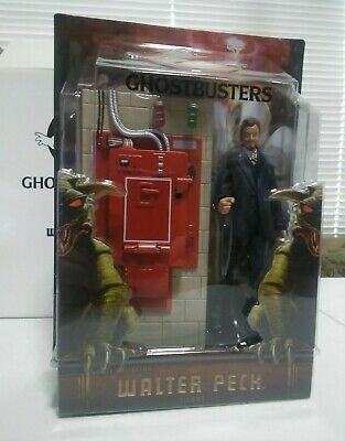 AU49 • Buy Ghostbusters 1984 Movie 2009 Walter Peck Matty Collector 6  Inch Figure