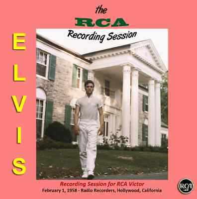 Elvis Presley The Rca Recording Sessions • 7£