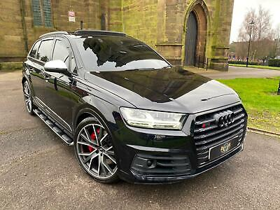 Audi Sq7 Quattro Vorsprung 2018/18 *1 Owner *ultimate Spec *fully Serviced *px • 47,950£