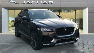 2017 Jaguar F-PACE 3.0d V6 S 5dr AWD Automatic Diesel Estate • 28,500£