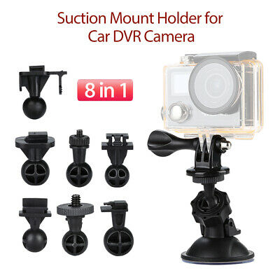 AU14.15 • Buy Sucker Mount Holder Bracket For Car Dash Camera For G1W-C G1W-B G1W-CB Tripod S1