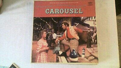 £4.99 • Buy RODGERS And HAMMERSTEIN'S - CAROUSEL - 12  VINYL LP - FROM THE SOUND TRACK VG+