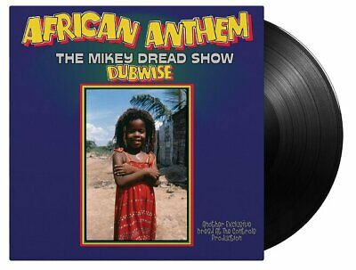 £22 • Buy Mikey Dread African Anthem Dubwise New Sealed Black Vinyl Lp Reissue In Stock