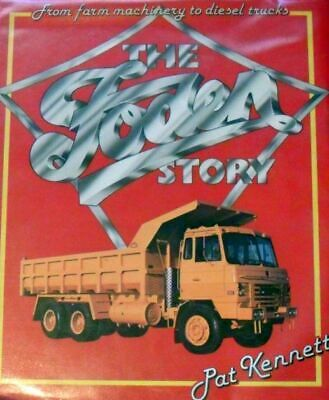 Foden Story: From Farm Machinery To Diesel Trucks, Kennett, Pat, Very Good Book • 44£
