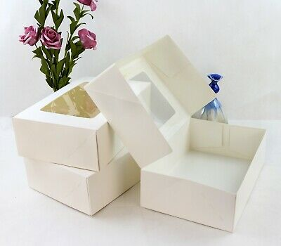 £4.99 • Buy  Large Color Tray Bake Tray Buffet Box Graze Boxes Cake Boxes New Design  2/6/12