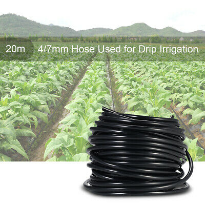 NEW Watering Tubing Hose Pipe Drip Irrigation System For Water Supply UK B9G7 • 6.90£