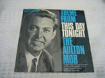 £22.49 • Buy Australian The Aulton Mob Theme From This Day Tonight Mono Ep Festival Records
