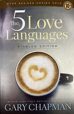 AU18.01 • Buy The 5 Love Languages By Gary Chapman (2014, Trade Paperback,