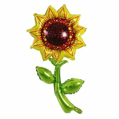 £3.99 • Buy Giant Sunflower Foil Decoration 1m Tall Mothers Day Valentine Birthday Gift Mum