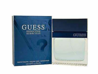 Guess Seductive Homme Blue For Men 100ml Free Shipping US • 64.82£