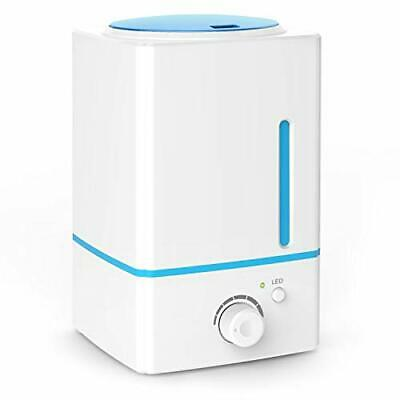 AU75.83 • Buy ASAKUKI Large Essential Oil Diffuser, 1500mL Cool Mist Humidifier For Bedroom,
