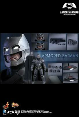 $ CDN496.97 • Buy Hot Toys - 1/6  Batman V Superman: Dawn Of Justice Armored Batman Mms349
