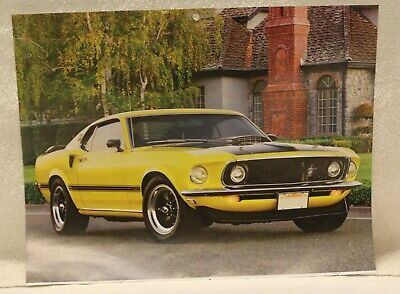 $10 • Buy 1969 Ford Mustang Mach 1 Photo