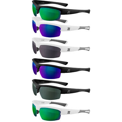 £50.91 • Buy Marucci Baseball Youth Performance Sunglasses With Impacto Lenses By Carl Zeiss
