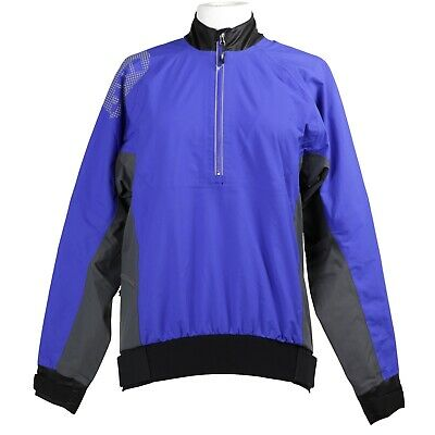 £45 • Buy Gill Woman's Pro Top Zipped Pullover Size UK 12 Blue Waterproof RRP £119 (G143)