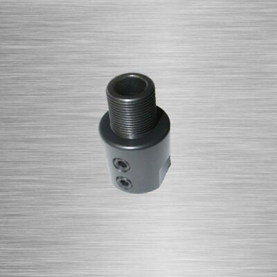 $18.99 • Buy Barrel End Threaded Adapter 1/2-28 Or 1/2-20 For S_W M_P 15-22-22 LR Non-threade
