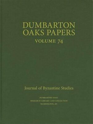 Dumbarton Oaks Papers, 74 By Colin M. Whiting 9780884024798 | Pre Order • 96.92£