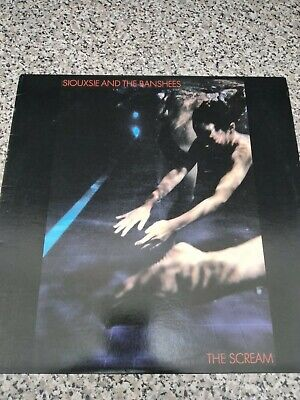 Siouxsie And The Banshees THE SCREAM LP Vinyl 1978  Polydor  • 21.47£